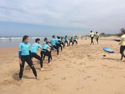 O'Neill Surf Academy El Palmar Campamentos de Surf