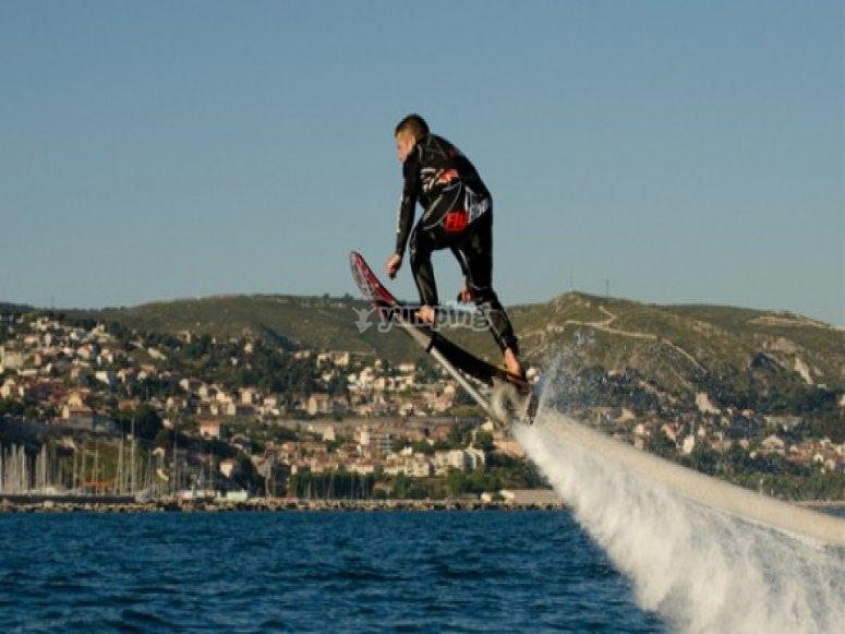 飞行与悬浮滑板