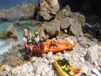 2 hours Canoeing Tour for Children in Denia