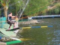 Comienza el wakeboard