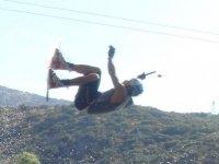 Saltos salvajes