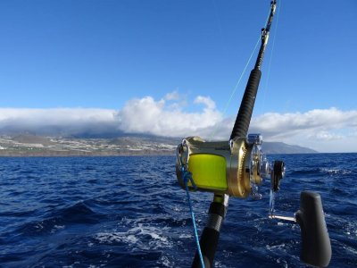 2h Fishing Boat Ride in La Palma