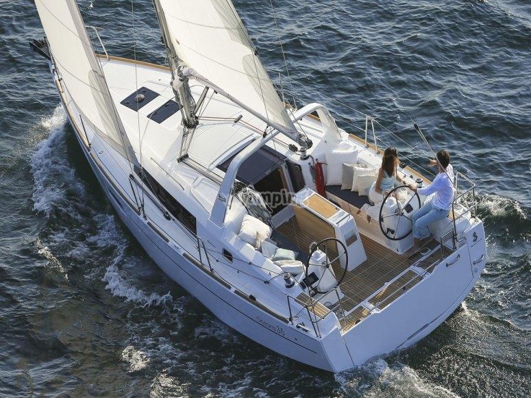 Paseo en barco romántico Cala Montgó