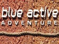 Blue Active Sport Segway