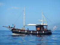 Ruta en barco en La Palma con Snorkeling y Comida