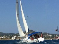 Ruta en barco en Estepona al atardecer, 2 horas