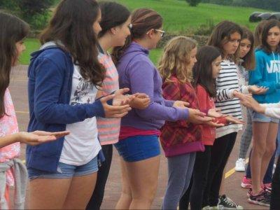 7-day English camp in Rada, children aged 10-13