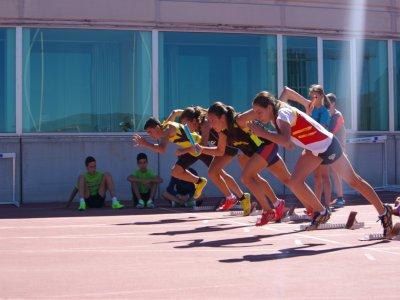 Campus de atletismo C.A.R. Sierra Nevada 8 días
