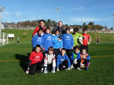 Campus de fútbol en Vizcaya 2 semanas