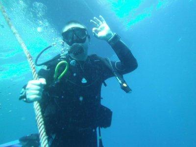 Bono 10 inmersiones buceo sin equipo en Benidorm