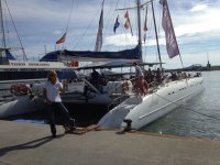 Alquiler de catamaran