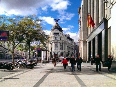 Visita guidata della mitologica Madrid 2 ore