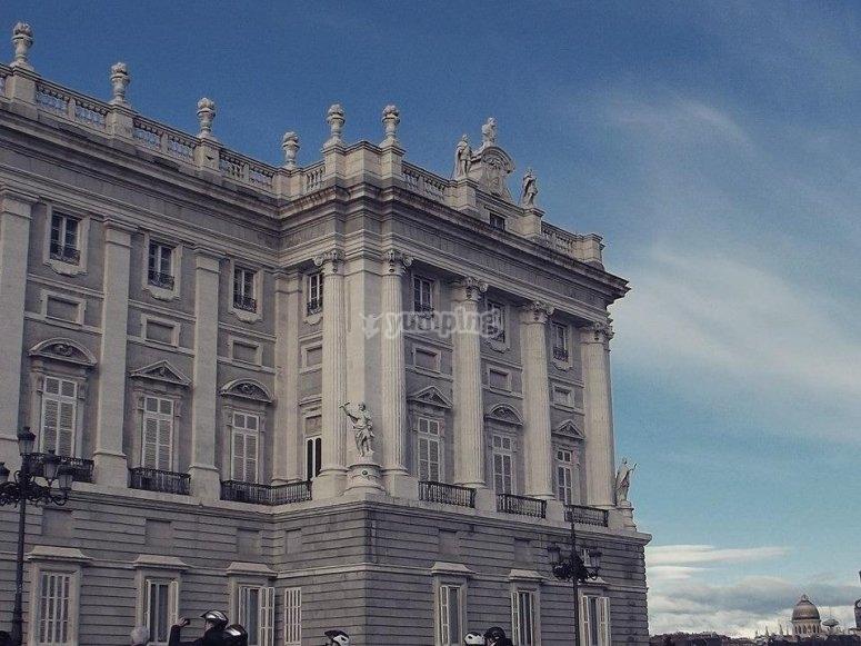 Madrid on tour