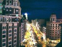 Phantasmagoric city tour in Madrid, 2 hours