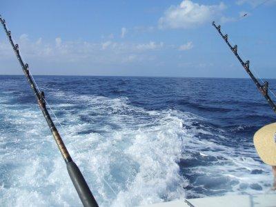 Jornada de pesca en yate de lujo en el Maresme