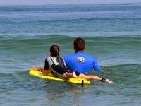 Disfruta del surf