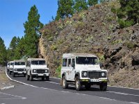 route to teide