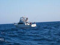 Pescando en Cadiz