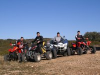 Lovers of quads in Andorra