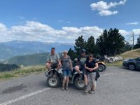 Discover Andorra by doing quad crossings