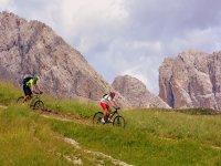 山间单车路线