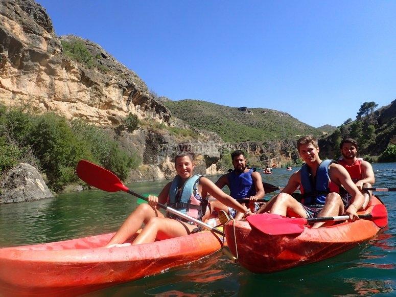 2-seater kayak