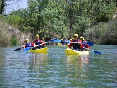 瓜迪埃拉河上的独木舟之旅2-3小时