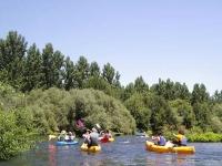Ruta en canoa