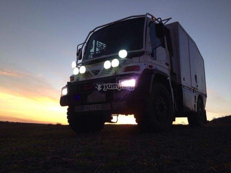 Nuestro gran camion
