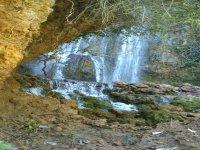 Cascada de las Chorreras
