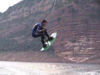 Wakeboard跳跃