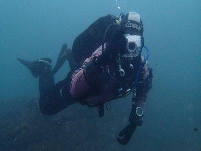 Excursión de buceo con titulación en Lugo 1 hora