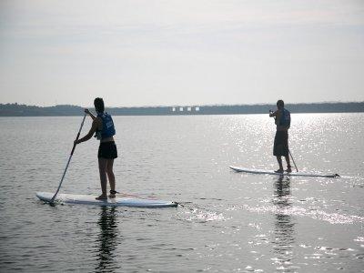 Noleggio di paddle board nel bacino di La Breña 1h