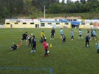Futbol en equipo
