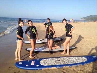 Stag/hen party + water sport + SPA in Noja