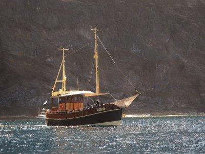 Ruta en Barco con Comida y Snorkel La Palma Niños