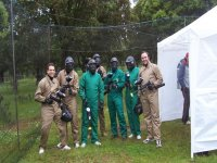 Come and try the paintball to the Salamanca meadow
