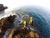 Ascenso desde el agua