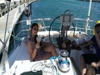 Grandi giorni in navigazione
