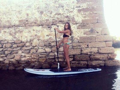 Paddle Surf en Sancti Petri Chiclana 90 min