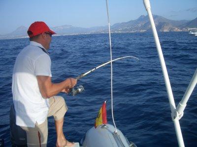 Servicios Náuticos Mare Nostrum Pesca