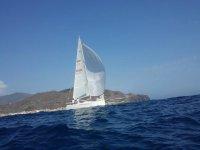 Paseo en velero por la costa de Motril 2h 15 min