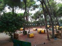 Paintall outdoor en Marbella