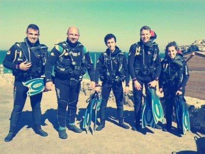 PADI Open Water Diver course in Barbate