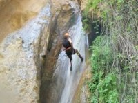 无限的峡谷。