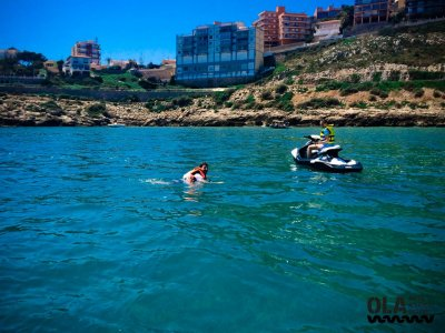 30 Minutes Jet Ski Journey in Cullera