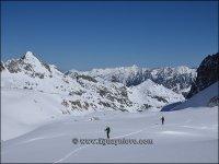 travesia alta ruta del pirineo central
