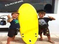 Aprende surf en Lanzarote
