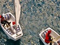 Sail in Combarro
