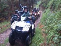 Excursion en quad